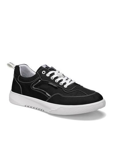 Lumberjack Erkek Siyah Sneakers 100498873  Siyah